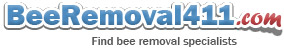 Local Bee Removal specialists
